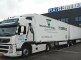 Eerste ecocombi (LZV) voor Plus Retail Zuid ingezet